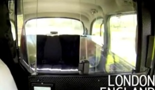 British Tv star drilled in the back on a taxi