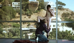 Stoya & Mick Blue in Stoya Flawless Picture, Scene 6