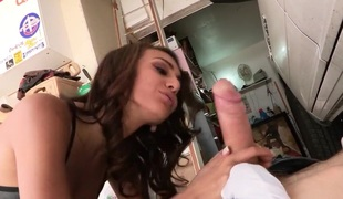 Teens Like It Big: Fine, I'll Just Fuck My Stepdad!. Janice Griffith, Danny D