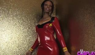 COSPLAY BABES Cosplay Lieutenant Nyota Uhura