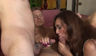 Jay Huntington loves always wet warm love hole of Alesia Pleasure