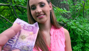 Euro Hottie's Sexy Dilettante Twat