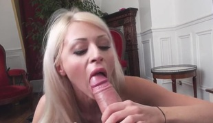 deepthroat gagging hd hals