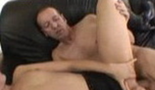 Superlatively good pornstar Amber Rayne in amazing large tits, squirting sex clip