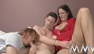 MMVFilms Video: The Sexnanny Goes Where That babe Is Needed