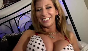 Cuckold Milf Sara Jay loves chocolate