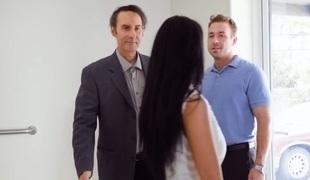 Preachers Wife Goes Wild - BrazzersNetwork