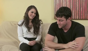 Allie Haze & Preston Parker in My Daddy Shot Girlfriend