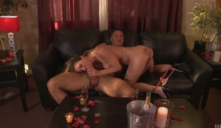 rumpehull anal deepthroat blowjob fitte ass-til-munn fitte slikking blowbang hd gaping