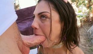 puppene brunette anal stor rumpe hardcore store pupper pornostjerne blowjob sædsprut facial