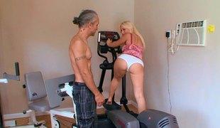 blonde langt hår hardcore pornostjerne truser par fin rumpe