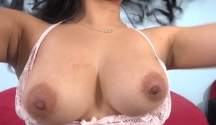 Super hawt Asian milf Maya Mona acquires her pussy rammed hard