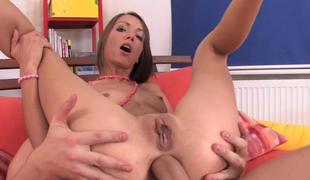 Hotties anal tunnel is full of delights