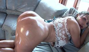 babe ass stor kuk curvy latina perfekt tispe
