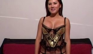 hardcore blowjob lingerie ass fitte thong asiatisk par misjonær doggystyle