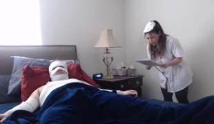 Horny Patient Gets Healed By A Wicked Amateur Nurse