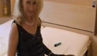 anal blonde leketøy moden tysk rett