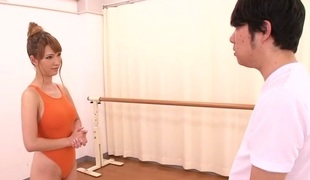 Best Japanese slut Tia Bejean in Horny JAV censored Fingering, Blowjob movie