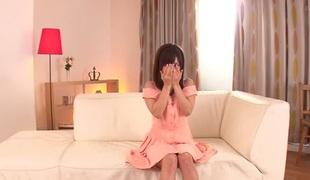 Crazy Japanese chick Minami Kojima in Superlatively good JAV censored Fingering, Hairy movie