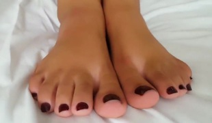 braziliansk femdom foot fetish