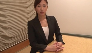 Astounding Japanese wench Anna Noma in Exotic cougar, pov JAV video