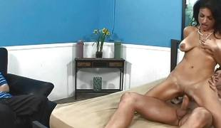 Sensual Persia Pele loves to fuck