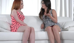 Ella Hughes and Ariana Brown