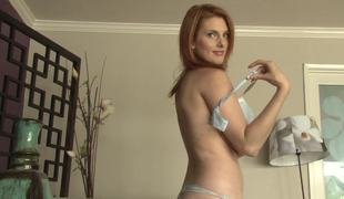 Redheads Penny Pax and Lilith Lust undress for us